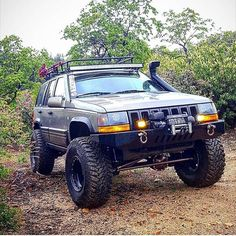 Wind deflectors for Jeep Grand Cherokee ZJ 1993-1998 SUV Offroad 5doors front/&re