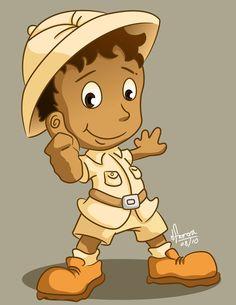 .: safari kid :. science themed