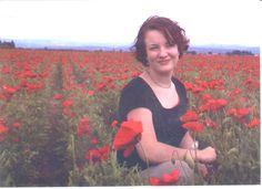 Summer Heather in Poppies