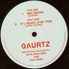 Qaurtz* - Meltdown