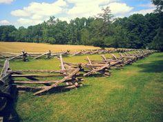 Surrender Field, Yorktown, Virginia