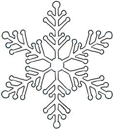 drawings easy How to Draw Snowflake with Easy Drawing Lesson - Each snowflake is different, that explains why we are already on our snowflakes drawing tutorial. Below, we will show you how to draw this snowflake with simple to understand instructions. Winter Drawings, Love Drawings, Easy Drawings, Pencil Drawings, Christmas Stencils, Christmas Snowflakes, Christmas Wood, Christmas Crafts, Snowflake Coloring Pages