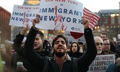 ACLU: EEUU se niega a compartir informe que justifica veto migratorio