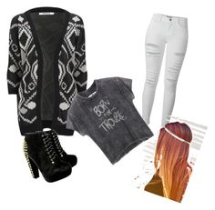Just me. by jordanfashion14 on Polyvore featuring polyvore, fashion, style, ONLY and Frame Denim