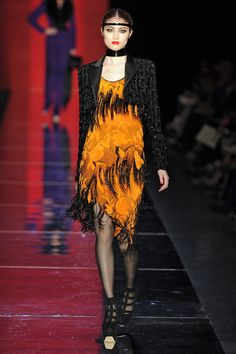 Jean Paul Gaultier Couture Fall 2012 Photo 26