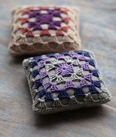 need someone to make me big grandma squares for pillow covers!  =)