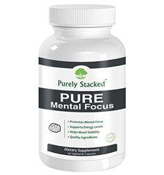 Natural Mental Focus - 15% OFF