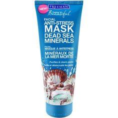 FreemanFeeling Beautiful Dead Sea Minerals Facial Anti-Stress Mask
