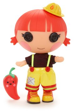 Lalaloopsy Littles Red Fiery Flame