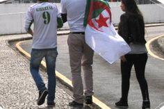 Os Argelinos em Curitiba