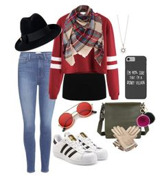 """""""Untitled #7"""" by gianna-rae ❤ liked on Polyvore featuring beauty, Paige Denim, adidas Originals, M&Co, Shinola, Gucci, Disney, ZeroUV, Hermès and L.K.Bennett"""