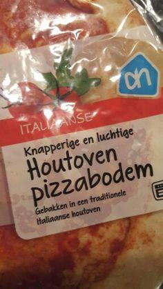 Melkvrije verse pizzabodem