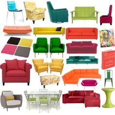 More Bright Spring Home Furnishings