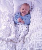 Posied Squares Blanket | Crochet Free Pattern
