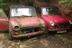 156 Best patina images in 2019 | Classic mini, Abandoned Cars, Mini
