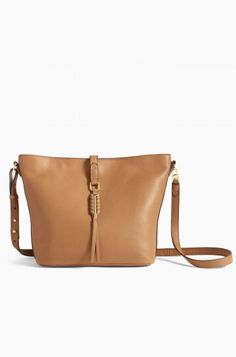 Check out the Covet Sunday Bag - Saddle Leather by Stella & Dot!