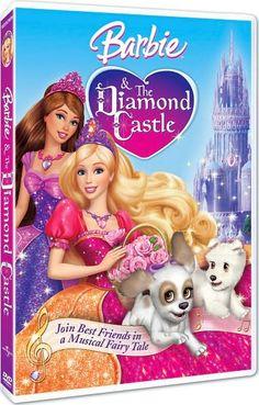 Barbie and the Diamond Castle - #7 on www.mommybearmedia.com