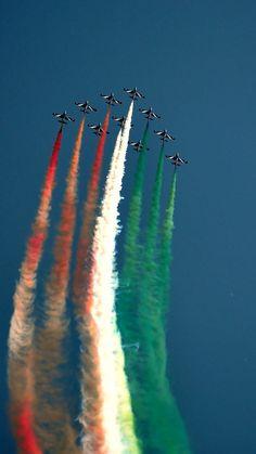 Squadra azzurra | Avioane - PxlShot.ro