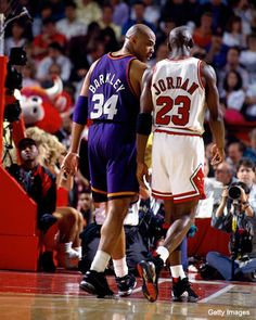 Charles Barkley, on being 'better' than Michael Jordan - Ball Don't Lie - NBA Blog - Yahoo! Sports