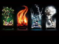 Water, earth, fire, air... Which of the four elements is your personality most linked to? By answering these few questions honestly, you can find out which element best represents your heart, mind, and spirit. I got water