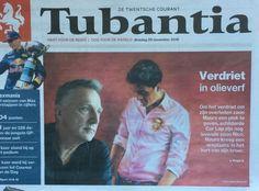 #OLDENZAAL Bijzonder mooi verhaal van #CorLap door #BertJanssen #Dagblad #TcTubantia