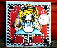 Pixie Dust Studio:  Meet i am ALICE!!!