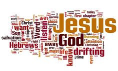 Hebrews 2:1-2 Word Cloud -- create your own word clouds with Wordle.net