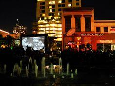 CineMundo Movie at Main Plaza, San Antonio, TX