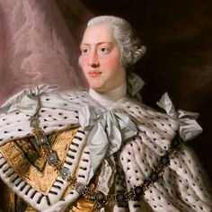 King George III ruled the British kingdom through turbulent times, including the American Revolutionary War, after which the colonies gained independence. Until Queen Victoria, he was Great Britain's longest-reigning monarch.