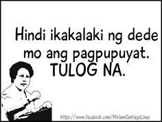 Tagalog Love Quotes - May Nagugustuhan ka ba ngayon? Tagalog Quotes Patama, Tagalog Love Quotes, Love Quotes Funny, Love Life Quotes, Love Quotes For Her, Crush Quotes, Quotes For Him, Hilarious Quotes, Book Quotes