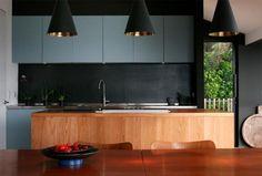 Terrific kitchen from desire to inspire, via Japanese Trash