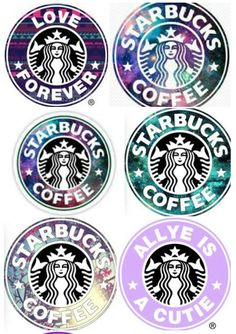 Alley is a cutie💓💓 Starbucks Art, Starbucks Birthday, Disney Starbucks, Starbucks Drinks, Starbucks Coffee, Laptop Stickers, Cute Stickers, Disney Drawings, Cute Drawings