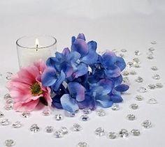 1000pcs 4.5mm Acrylic Diamond Confetti Wedding by shopshopbaby