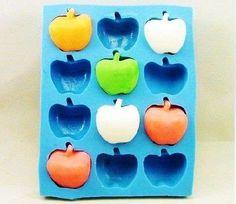 Saponette fai da te - A forma di mele