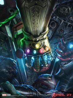 Avengers Infinity War (estoy muriendo internamente)