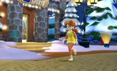 Time for some last-day shopping before Christmas!  #WeAreDaisy #princessdaisy #supermario #nintendo #shopping #christmas