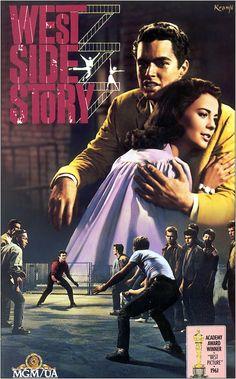 WESTSIDE STORY (1961) Modern-day Romeo & Juliet set in the hoods of New…