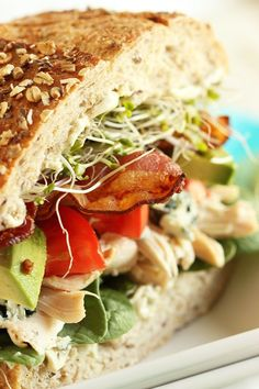 California Cobb Sandwich |