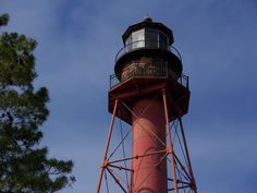 Crooked River lighthouse, Florida Panhandle