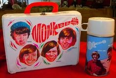 Vintage Monkees Lunchbox