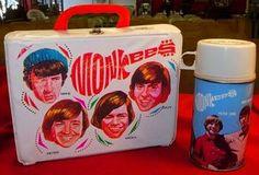 Vintage Monkees Lunchbox