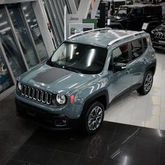 2015 Jeep Renegade 2.0 Limited