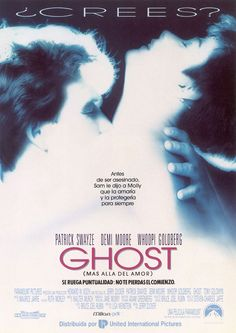 Ghost : Más Allá del Amor / Ghost (1990) Jerry Zucker