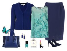 """""""Just for Me"""" by carolannstyle on Polyvore featuring Diane Von Furstenberg, Pierre Cardin, Maria Grazia Severi, Longchamp, New Look, Chanel and Armenta"""
