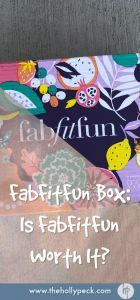 FabFitFun Box: Is Fa