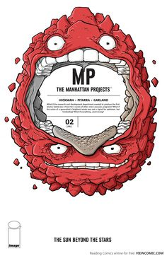 The Manhattan Projects – The Sun Beyond the Stars 002 (2015) | View Comic