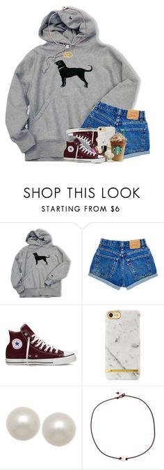 """wow"" by ellaswiftie13 on Polyvore featuring Converse, Honora, Riah Fashion and Kendra Scott"