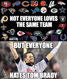 Y'all fuckin know this is facts 😂😂😂 steelernation pittsburghsteelers fucktombrady deflategate mondaynightfootball football steelcurtain terrybradshaw troypolamalu fuckthepatriots youknowyouhatehimtoo ugh nyc comeatmebro truth instasports 🏈🏉 Nfl Jokes, Funny Football Memes, Funny Nfl, Funny Sports Memes, Sports Humor, 49ers Memes, Chiefs Memes, Patriots Memes, Seahawks Memes