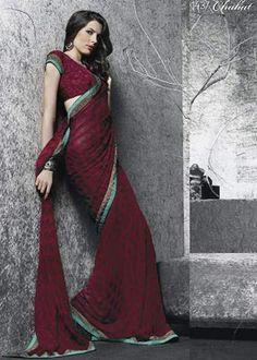 Lakshmipati Stylish Sarees   2011-12 Collection  #Laxmipati #Sarees Laxmipati Sarees, Indian Sarees, Silk Sarees, Half Saree Designs, Mehndi Designs, Saree Trends, Stylish Sarees, Buy Sarees Online, Victor Hugo