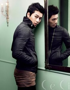 """#11 Hyun Bin only got sexier with age. For his 31st birthday we're celebrating by sharing some of his most """"Bed-Licious"""" photos. ."""